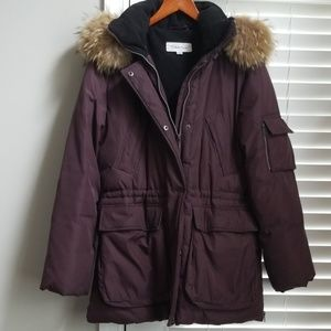 CALVIN KLEIN LADIES COAT